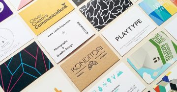 Our Top Tips for Effective Business Card Design
