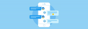 If your company is looking for ways to offer unique features to customers, a chatbot is a solid option.
