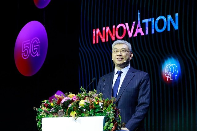 Huawei's Director of the Board and President of the Institute of Strategic Research William Xu