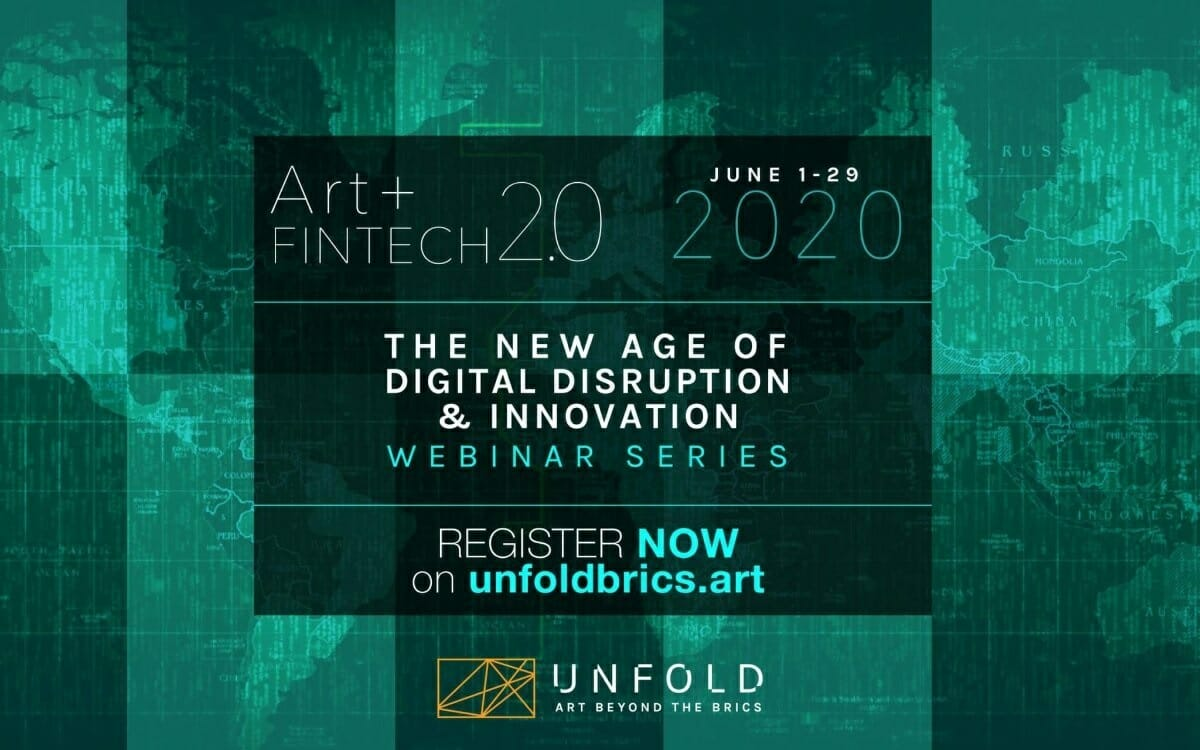 Art + Fintech 2.0 Summit To Explore Innovation, Digitization And The Online Art Marketplace With Global Leaders And Entrepreneurs