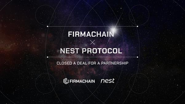 Firmachain x Nest