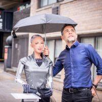 sophia the robot, David Hanson, robotics, AI