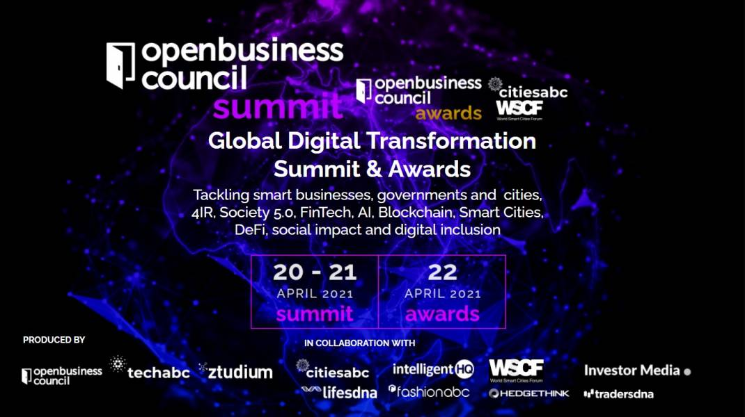 Global Digital Transformation openbusinesscouncil Summit And Awards Conference
