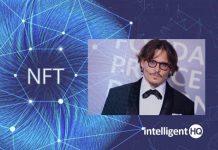 NFTs, NFT, NFT trend, Johnny Depp, Johnny Depp NFT, Johnny Depp's NFT aunction,