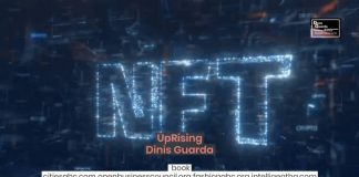 NFTs Uprising, NFTs, Dinis Guarda, Book, blockchain, technology
