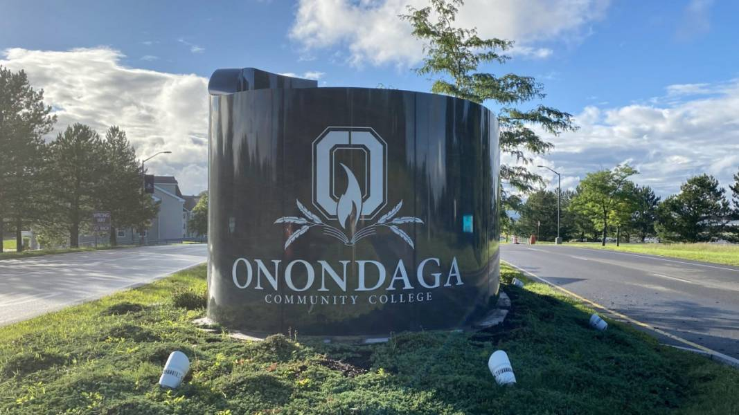 High education, thought leadership, Dr. Casey Crabill, Onondaga Community College