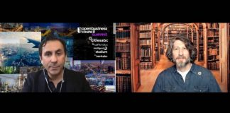 OnePoint5media, Dinis Guarda, Marc Buckley, Interview, 4IR, society 5.0, 4IR book