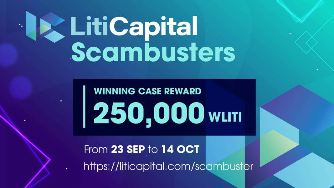Liti Capital, Scambusters, Scam busters, Crypto, Cryptocurrency, Blockchain, Scam, Cryptoscam, Litigation Finance